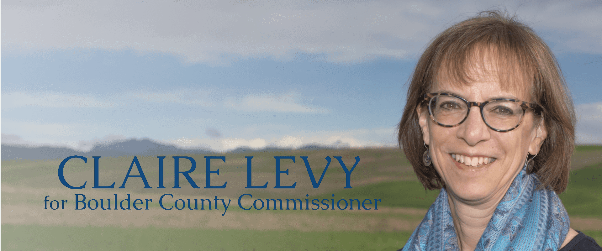 Claire Levy for Boulder County Commissioner